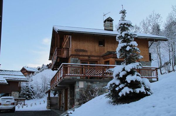 Chalet Himalaya Ski Holidays in Meribel