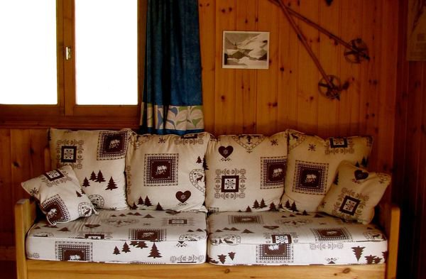 Comfy Chalet Sofas in Meribel