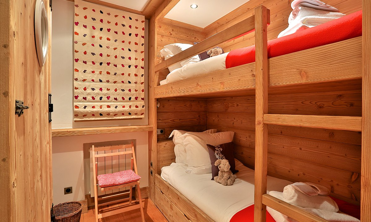 Trois Ours Bunk Beds