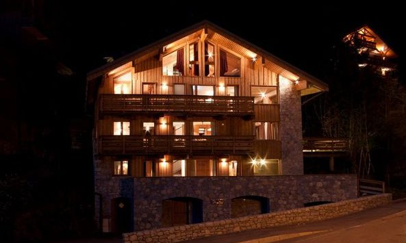 Chalet Zybeline Luxury Chalet in Meribel