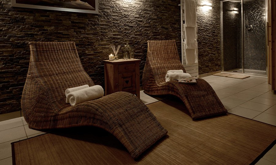 Chalet Wellbeing room
