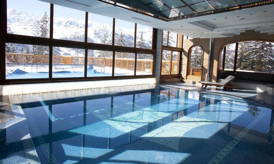 Club Med L'Antares Indoor Pool