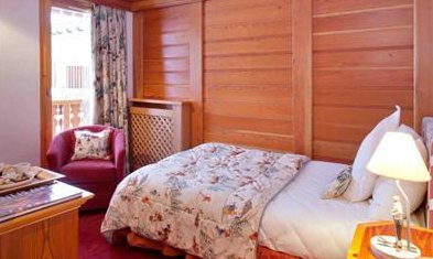 Single Room Hotel Allodis