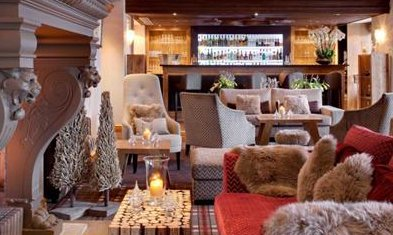 Lounge and Bar at The Allodis