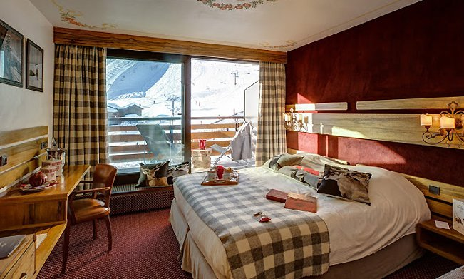 Double Room Hotel Alpen Ruitor