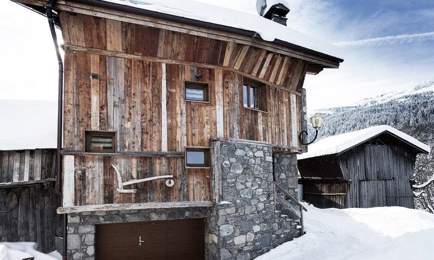 Chalet Blanche in Meribel