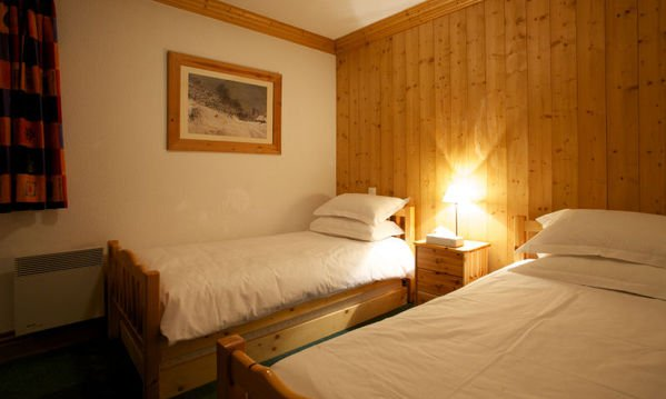 Chalet Bruyere Twin Room