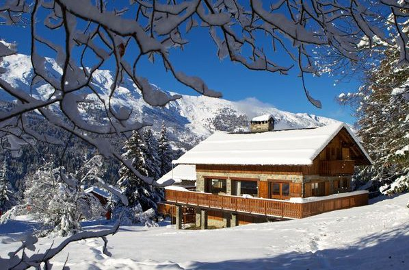 Chalet Cecilia Meribel Snow