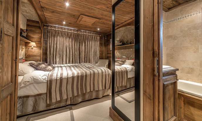Chalet Chopine Double Room