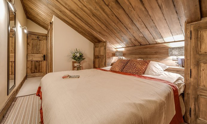 Traditional Chalets in Meribel