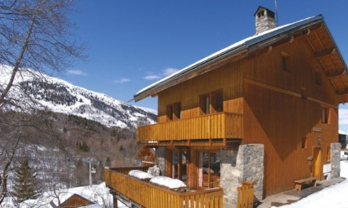 Chalet Cote Darlin Meribel