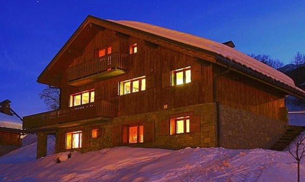 Chalet Covie Meribel Les Allues