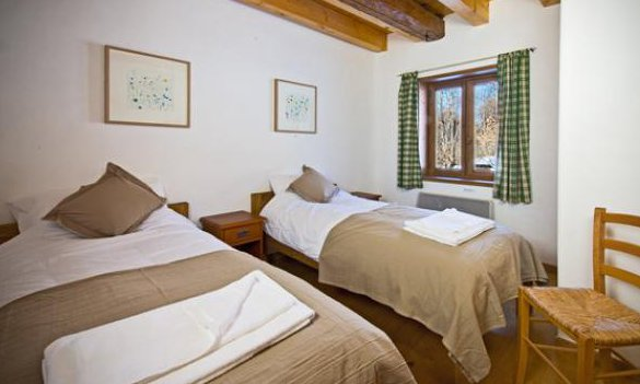 Twin Room Chalet Edelweiss