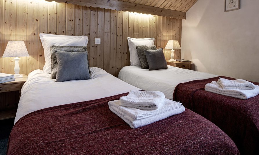 Chalet Etoile Twin Room