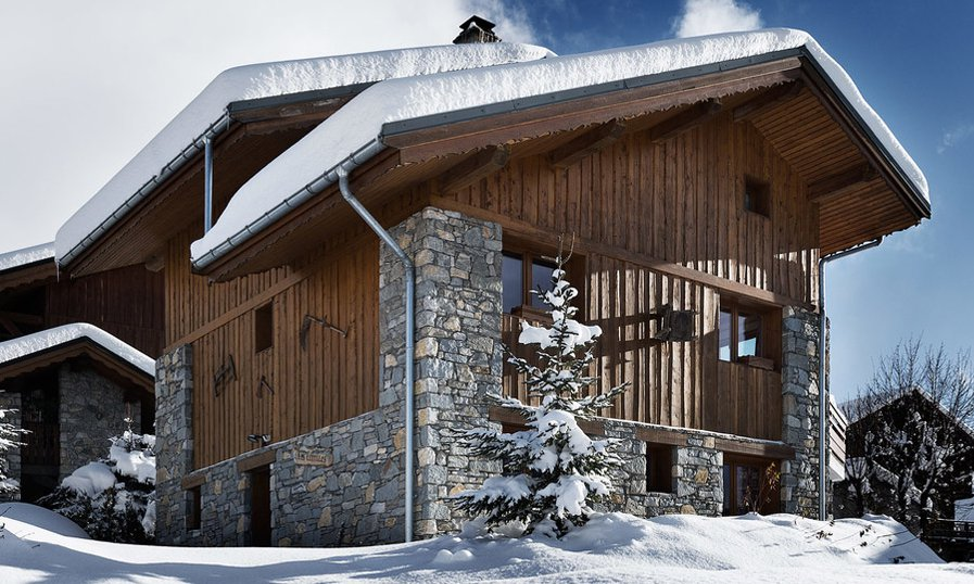 Chalet Jacques in Meribel
