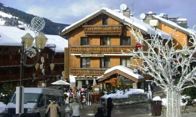 Hotel Le Roc Meribel