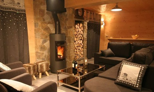Cosy  in the Chalet Petit Silene