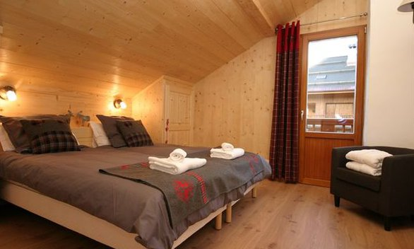 Comfortable Catered Chalet