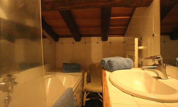 Chalet Sainte Appolonnie Bathroom