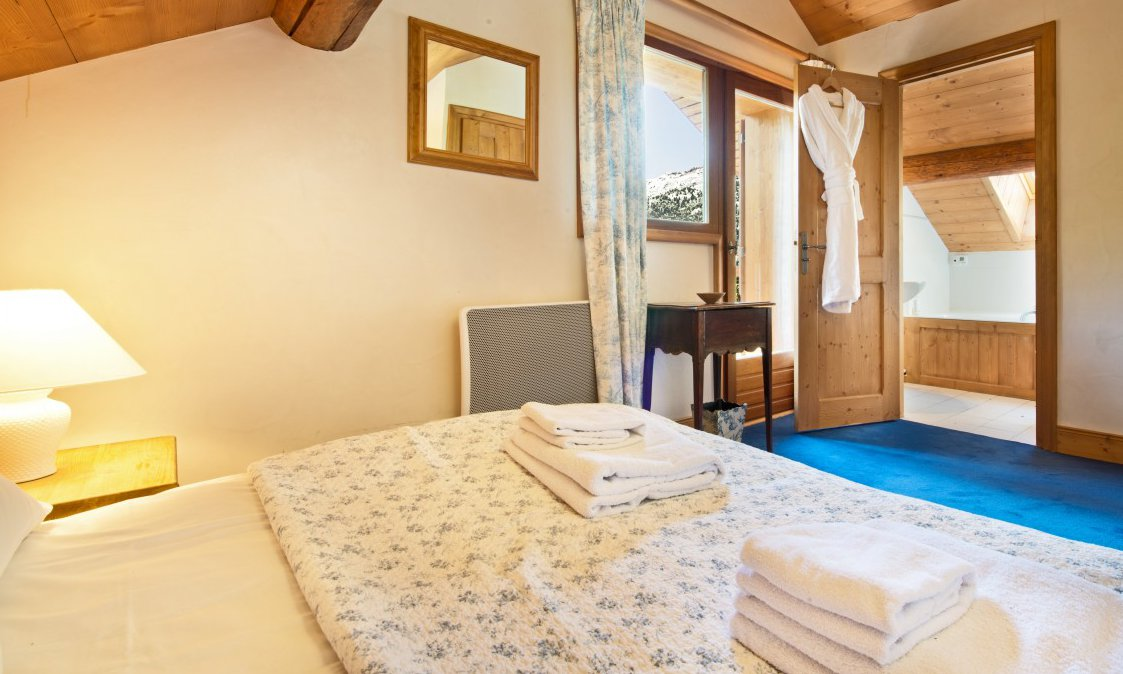 Chalet Tourterelle Double Room