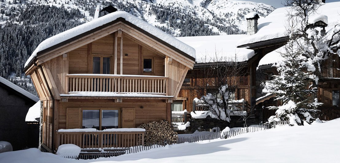 Chalet Victoire in Snowy Meribel