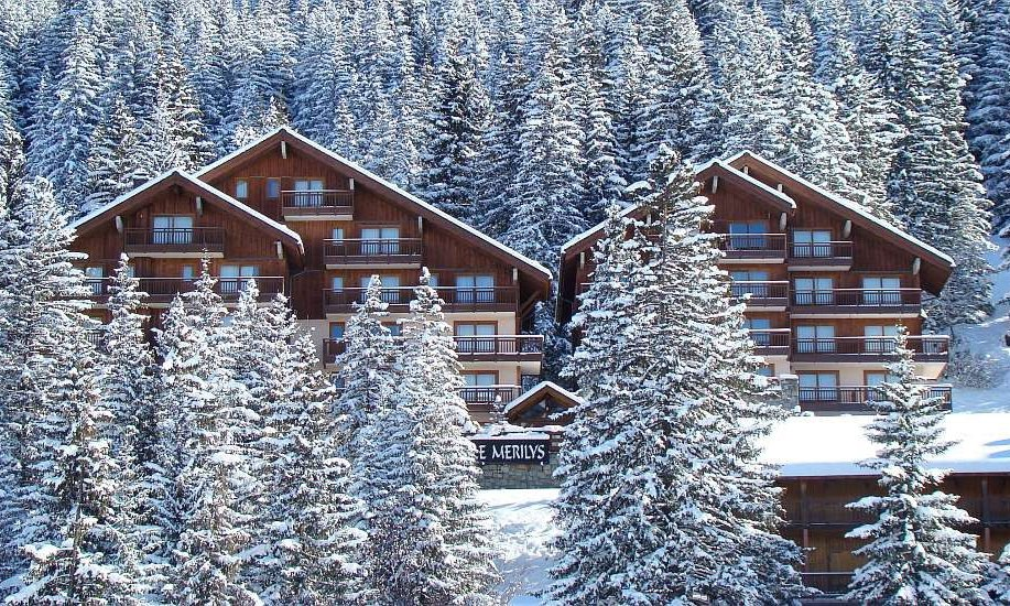 Hotel Le Merilys in Meribel