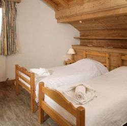 Chalet Andre Bedroom