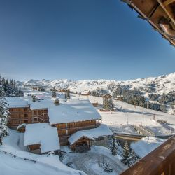 The superb view from apartment Aspen Lodge 21