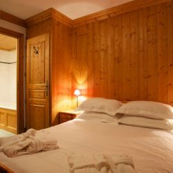 Chalet Bruyere Double Room