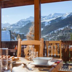Meribel Chalet with View