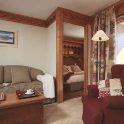 Fermes de Meribel Living Area