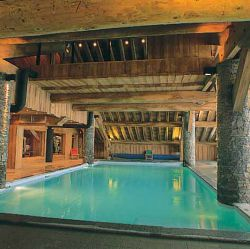 Fermes de Meribel Swimming Pool