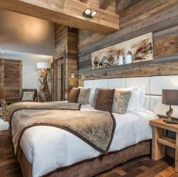 Hotel Kaila Meribel Bedroom