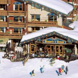Hotel Le Mont Vallon Meribel