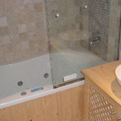 Bathroom in apartment Relais 1 in Meribel