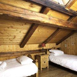 Chalet Cervin Bedroom