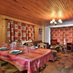 Chalet Andre Dining Table
