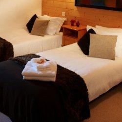 Chalet Chanteclaire B Twin Bedroom