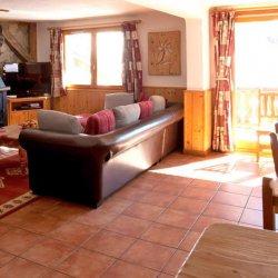 Chalet Daurel Cosy Lounge