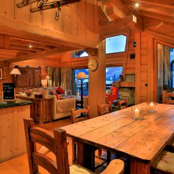Traditional Alpine Chalet