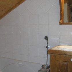 Bathroom in Apartment Fermes de Meribel FERD413