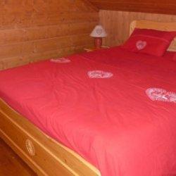 Bedroom in Apartment Fermes de Meribel 413 Meribel Village