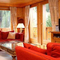 Apartment Grand Duc 3 Living Room