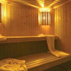 Chalet Jolie Sauna