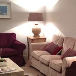 Chalet La Montee Living Room
