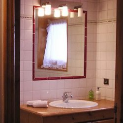 Chalet Le Petit Ours Bathroom