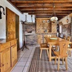 Chalet Leopold Dining Room