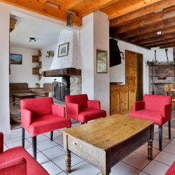 Chalet Leopold Living/Dining Room