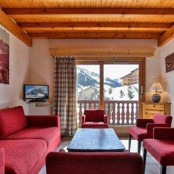 Chalet Leopold Living Room