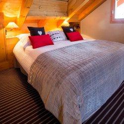 Chalet Les Griottes Bedroom
